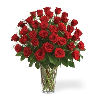 Love Is Red Roses