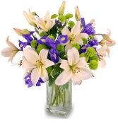 Lilies Flower Arrangement